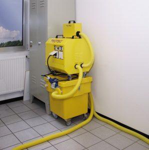 technische_trocknung3-298x300 Wasserschadensbeseitigung durch technische Trocknung mit System